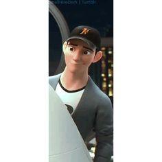 Tadashi hamada Big Hero 6 >////<