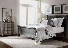 Kingston Bed - Ethan Allen