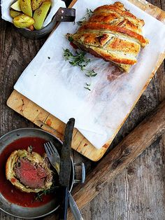 Beef Wellington Food & Style & Photo Joonas Laakso, Onko nälkä? www.maku.fi