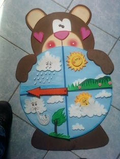 Diy and Crafts – Diy and Crafts – Pizza Time Preschool Weather, Weather Crafts, Preschool Classroom, Classroom Activities, Toddler Activities, Classroom Decor, Preschool Activities, Class Decoration, School Decorations