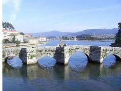 Puente de la Ramallosa- Bayona. Pontevedra