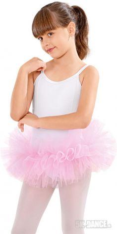 9047f1f7a Dievčatá - Tanečné oblečenie - Balerína - Baletná tutu sukňa - So Danca