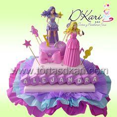torta de la princesa y la estrella del pop - Buscar con Google