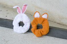 Crochet Bunny, Knit Crochet, Hair Bows, Diy And Crafts, Baby Shoes, Knitting, Mini, Crocheting, Inspiration
