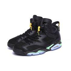 Nike Air Jordan 6 Retro Brazil Pack Men Basketball Shoes