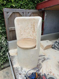 Kubbestol av bjørk Chair, Furniture, Home Decor, Decoration Home, Room Decor, Home Furnishings, Stool, Home Interior Design, Chairs