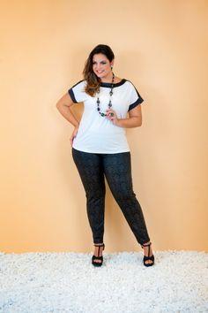 Agnès   Moda Feminina + Modelagem Especial + Roupa tamanho GG + Moda para Gordinha + Moda GG + Moda Plus Size + Lingerie GG + Moda praia GG ...