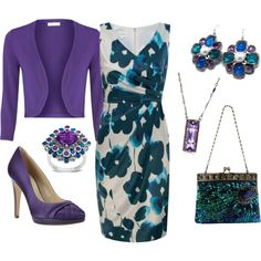 """""""Peacock"""" by my-pretend-closet on Polyvore"""