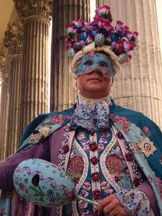 Venice Carnival - royal explosion