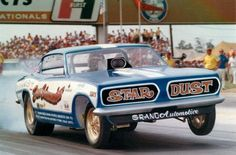 Vintage Drag Racing - Funny Car - Don Schumacher