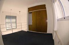 dormitorio con placard