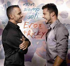 """""""Non siamo soli"""" feat. Ricky Martin (Compilation Album """"e²"""",2007)"""