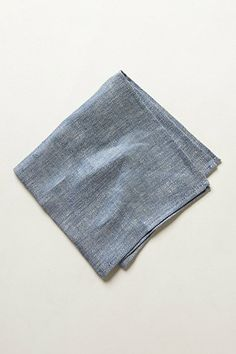 Chambray Napkin from Anthropologie - $14.00
