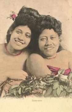 samoan girls