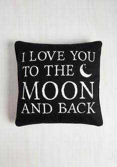 Room Decor & Lighting - Intergalactic Affection Pillow