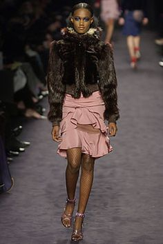 Saint Laurent - Fall 2003 Ready-to-Wear - Look 8 of 45