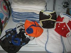 Nicki's Diapers - traveling with Best Bottoms Diapering System