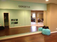 Jenna S Dance Room Home Studio Rooms Dream