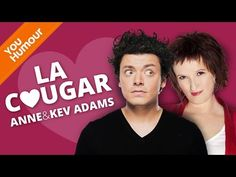 KEV ADAMS - La cougar et le chaton - YouTube
