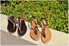 @Marlo Tiffany's Online nos presenta esta foto con la línea Hippie Chic de Porronet. Hecho en España 100% Sandalias de piel, calzado, zapatos, moda, shoes sandals bloggers trendsetter