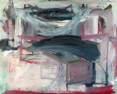 Moshe Kupferman. Untitled. O/C 130x160cm. 1967.