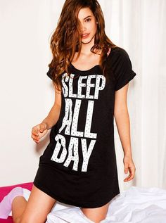 grafika barbara palvin, sleep, and model Cute Sleepwear, Lingerie Sleepwear, Loungewear, Nightwear, Victoria Secret Pyjamas, Victoria Secret Pink, Cute Pjs, Cute Pajamas, Looks Style