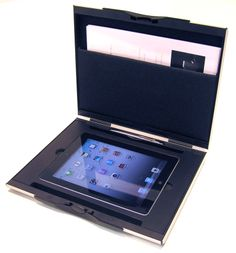 A4 Youmans Capsule with base ipad insert and document holder