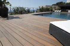 INNOVATION FIBERDECK : FIBERON® XTREME ADVANTAGE - Du bois composite très haute résistance à la glisse classée R12