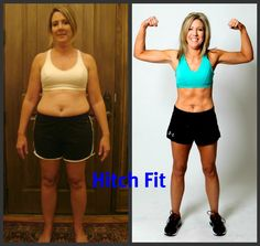 Check out this Hot 41 year old Mother of 2 http://hitchfit.com/2012-02-23/before-afters/41-year-old-mom-of-2-sheds-30-pounds-and-gets-in-amazing-shape/
