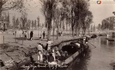 Fotos de Ciudad de México, Distrito Federal, México: Canal de la Viga