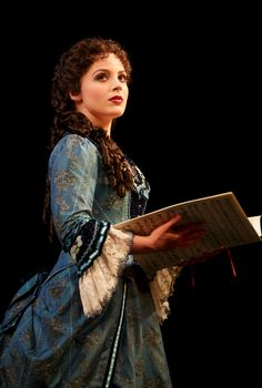 MARY MICHAEL PATTERSON as Christine