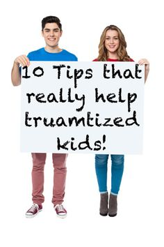 10 Keys to Healing Trauma in the Foster/Adopted Child by Bryan Pos