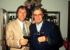 Peter Alexander und Udo Juergens