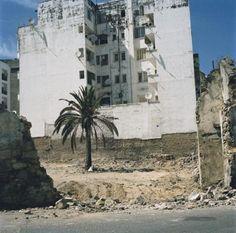 Yto Barrada  - Terrain Vague # 2 - rue de Fes, Tanger