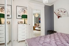 Budoir style bedroom