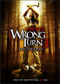 Wrong Turn 3 - Left for dead ( 2009 ) 6,5 von 10
