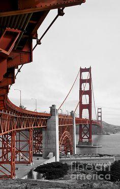 Golden Gate, San Francisco, CA ~ post your SF pics in the Seen In San Francisco Facebook group: https://www.facebook.com/groups/seeninsanfrancisco/