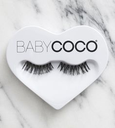 Signature - babycoco Wispy Lashes, Best Lashes, False Eyelashes, Eyelash Extensions, I Fall In Love, Cruelty Free, Really Cool Stuff, New Baby Products, Give It To Me