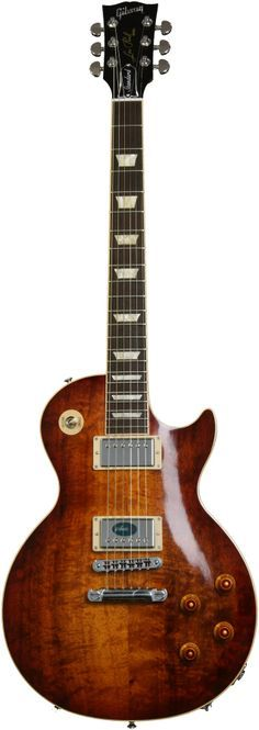 Gibson Les Paul Standard Premium Tea Burst