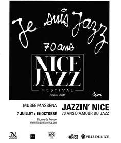 Nice Ville, Jazz Festival, Blues