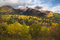 Utah Mountains Timpanogos