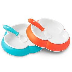 Baby Bjorn - Plate and Spoon 2pk at West Coast Kids