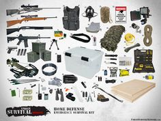 Home Defense Emergency Survival Kit | Urban Survival Network