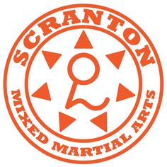 Scranton Mixed Martial Arts Logo