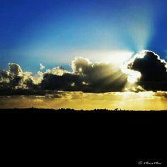 Tuscany sun