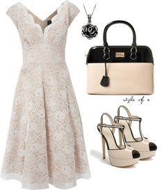 LOLO Moda: Cute ladies dresses// gold earrings