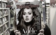 Adele's Rolling Stone cover