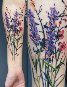 lavender_wildflowers