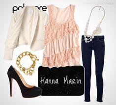 hanna marin (pretty little liars) fashion