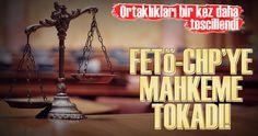 Beşiktaş Belediyesi'nde dönen yolsuzluk ve rüşvet çarkıyla ilgili yaptığı haberler nedeniyle SABAH'ı, FETÖ'nün yargıdaki adamları vasıtasıyla mahkûm ettirmek isteyen CHP, 3 yıl sonra mahkemeden eli boş döndü